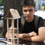 3. miesto Marek Rosina - Výťah pre Leonarda, brěclav 2014